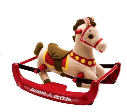 Radio Flyer Soft Rock and Bounce Pony Deal