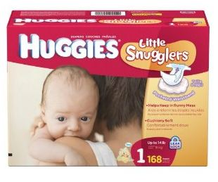 Amazon Huggies Little Snugglers Coupon