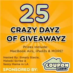 Coupon Cabin Crazy Dayz Hop