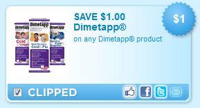 Dimetapp Printable Coupon
