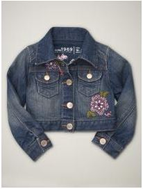 Gap Columbus Day Sale Denim Jacket