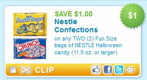 Halloween Candy Printable Coupons Nestle and Wonka2