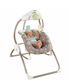 Parents.com Daily Sweepstakes ~ Win a Fisher Price Swing n' Rocker