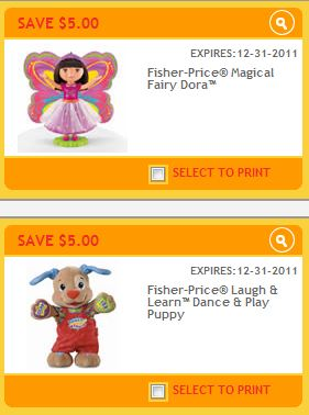 Printable Fisher Price Coupons Laugh and Learn Hot Wheels