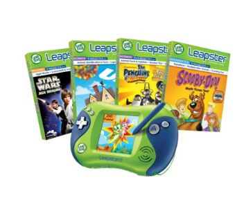 Target Daily Deals Leapfrog Leapster Bundle Graco DuoGlider Stroller