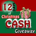 12 Days of Christmas Cash Giveaway
