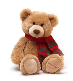 Amazon Free Gund Bear With Purchase