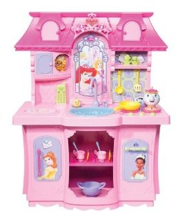 Amazon Toy Deals Disney Princess Ultimate Fairytale Kitchen 50% Off