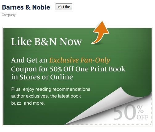 Barnes and Noble 50 off printable coupon
