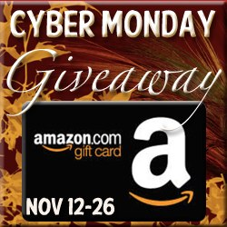 Cyber Monday $75 Amazon GIft Card Giveaway
