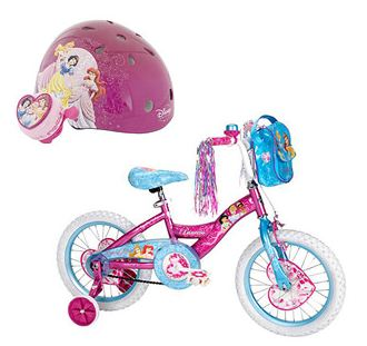 Disney Princess Huffy Bike Value Bundle Deal