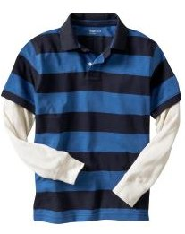 Gap Black Friday Event Boys Rugby Shirt