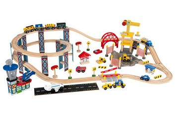 KidKraft sale City Train Set
