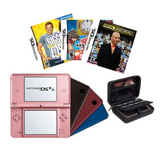 Nintendo DSi XL Value Bundle Deal