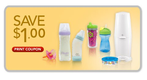 Playtex Baby Essentials Printable Coupon
