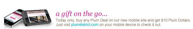 Plum District 10 mobile deal