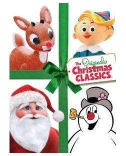 The Original Christmas Classics DVD Blu-ray Sets