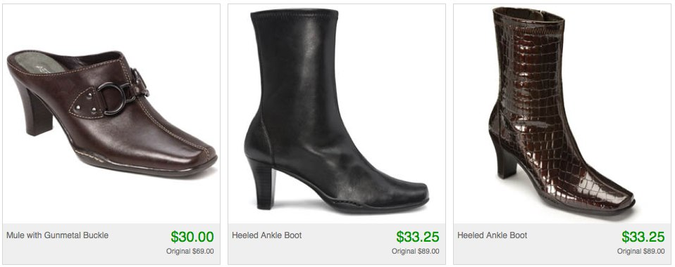 Aerosoles Footwear Deals Totsy