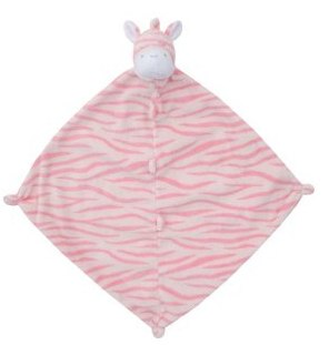 Amazon Angel Dear Blankies Deal pink zebra