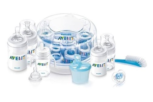 Philips AVENT BPA Free Essentials Gift Set Baby Gift Ideas