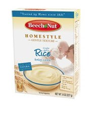 Beech-Nut Baby Cereal Printable Coupon
