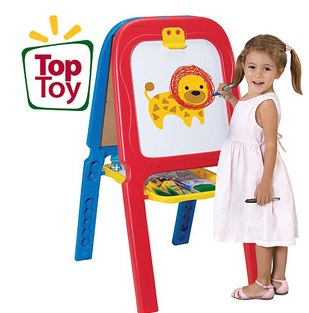 Walmart Toy Deals Crayola Double Easel