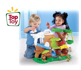 Walmart Top Toy Fisher Price Little People Zoo