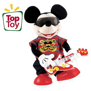 Walmart Toy Deals Rock Star Micky