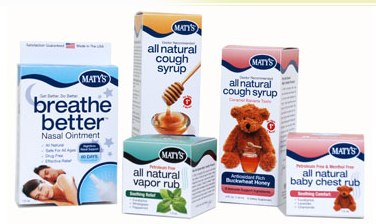Maty's All Natural Children's Products Printable Coupon
