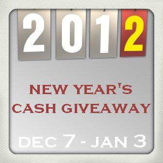 New Years $200 Cash Giveaway!