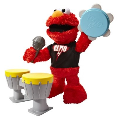 Sesame Street Let_s Rock Elmo Target Deal 25% off Select Toys