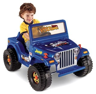 Walmart.com_ Fisher-Price Power Wheels Hot Wheels Jeep 6-Volt Battery-Powered Ride-on Deal-1