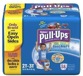 Amazon Huggies Pull-Ups Coupon Deal