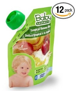 Baby Gourmet Organic Baby Food coupon
