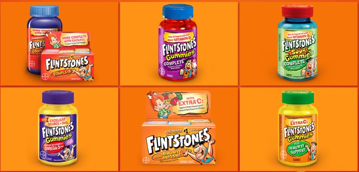 Flintstones Vitamins Printable Coupons