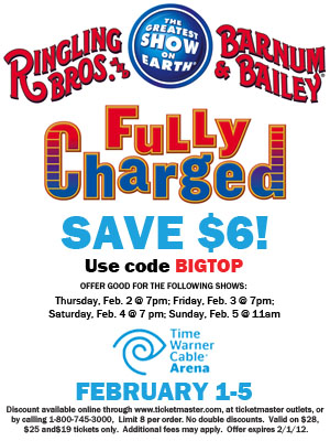 Ringling Bros And Barnum & Bailey Promo Codes November Ringling Bros And Barnum & Bailey Promo Codes in November are updated and verified. Today's top Ringling Bros And Barnum & Bailey Promo Code: Save up to 30% Off Your Order.