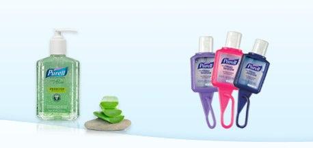 PURELL Hand Sanitizer Printable Coupons