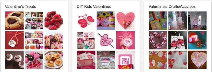 Valentine Kids Crafts and Treats