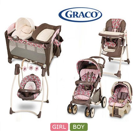 ENDED Win A Graco Baby Bundle 560 Value