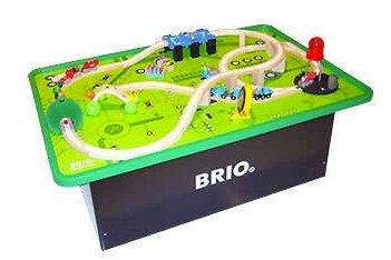 Brio Play Table New Brio Retail Play Table And Play Board