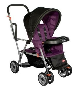 Joovy Caboose Stand On Tandem Stroller Deal