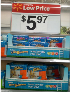 Huggies Little Swimmers Printable Coupon