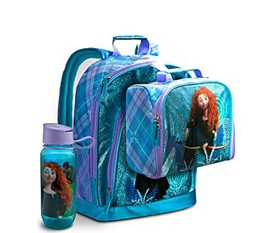 Brave Summer Fun Collection Backpack and Lunch Tote Disney Store