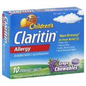 Childrens Claritan Printable Coupons