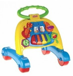 Fisher-Price Brilliant Basics Musical Activity Walker Coupon