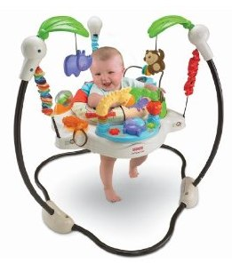 Fisher-Price Luv U Zoo Jumperoo Coupon