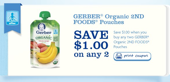 Nov 02,  · Printable: Here are some coupons for Gerber products that are rare.. Take advantage of these savings while you can. Take advantage of these savings while you can. Save $2 on eight gerber pouches, $1 off four organic glass jars, $1 off any Gerber baby snacks/5(6).