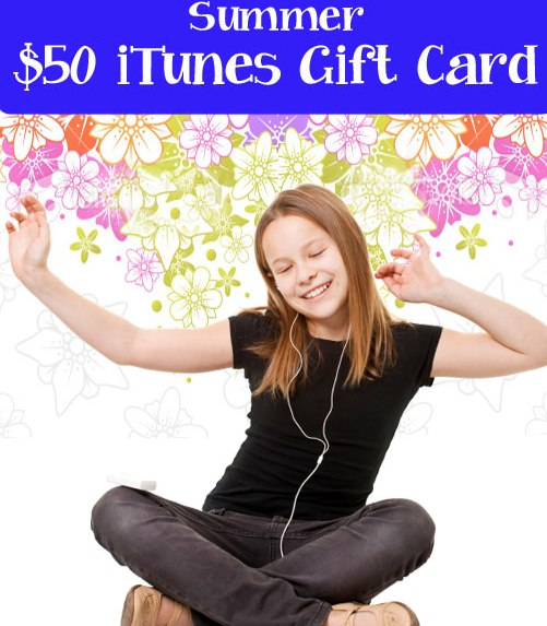 Lullaby Lane | Summer $50 iTunes Giveaway