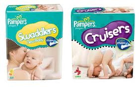 Pampers Diapers and Wipes and GoodNites Printable Coupons