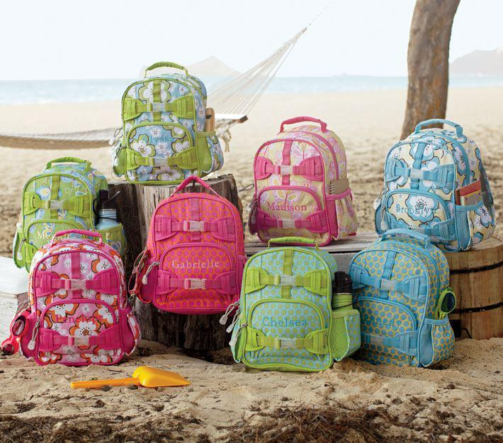 Pottery Barn Kids Backpack and Luggage Sale